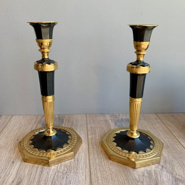 empire candlesticks