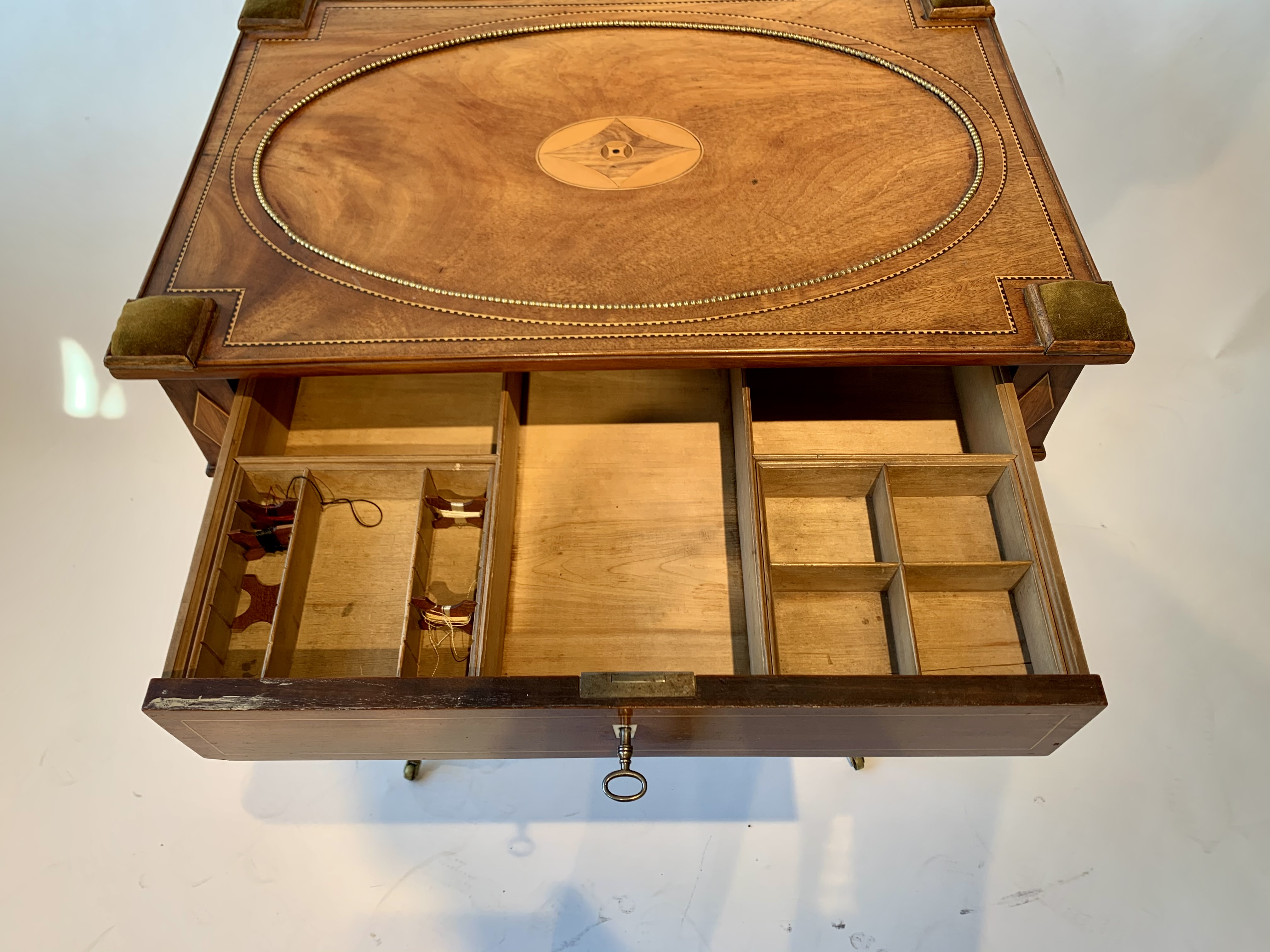 sewing table drawer
