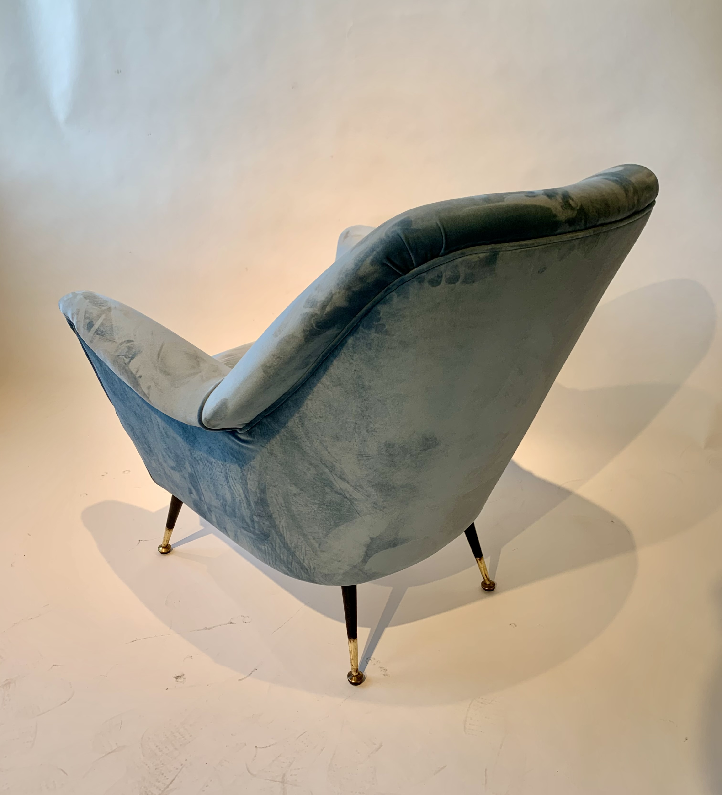 Minotti armchairs